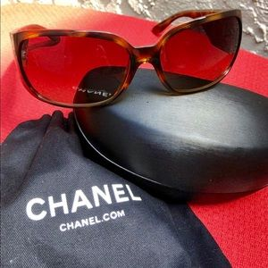 Chanel Limited Edition Swarovski Sunglasses